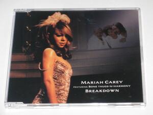 CD マライア・キャリー(Mariah Carey)『Breakdown』