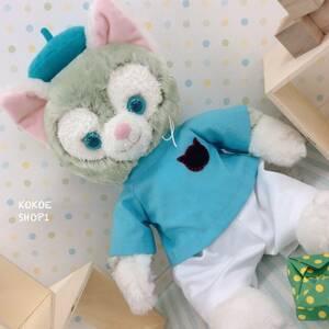 ジェラトーニ☆ステラルー☆ブルーTシャツセット(男の子用)☆ハンドメイド 服 コスチューム