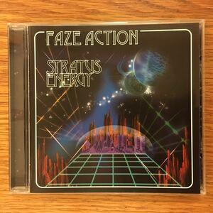 【輸入盤CD】STRATUS ENERGY /FAZE ACTION フェイズ・アクション