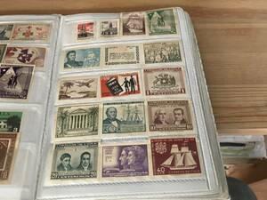 切手南アメリカ、チリの切手16枚セットpart3