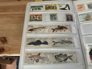 ブラジルの切手12枚セット売りですpart2