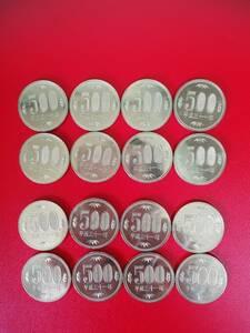 beautiful goods * Heisei era 31 year 500 jpy coin *1 sheets * postage 85 jpy