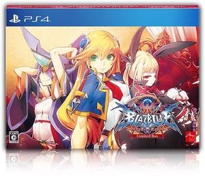 【PS4】BLAZBLUE CENTRALFICTION Limited Box