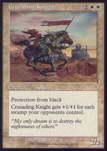 037043-002 IN/INV 聖戦の騎士/Crusading Knight 英1枚