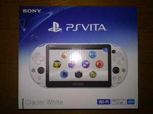 SONY PS Vita PCH-2000 本体 グレイシャー・ホワイト うたの☆プリンスさまっ♪MUSIC3 マスコットキャラクターズ 刻印モデル 美品