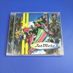 PSソフト★ジェットモト JetMoto 中古 プレイステーション ソフト