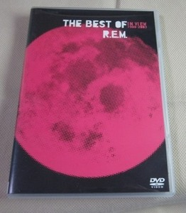 【中古 DVD】R.E.M.●「IN VIEW THE BEST OF R.E.M.」