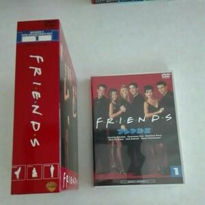フレンズ シーズン2 DVDBOX 1