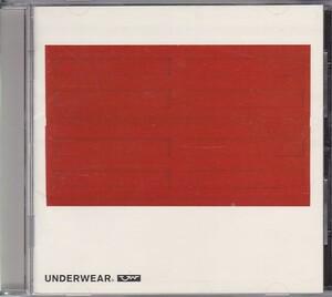 ★CD UNDERWEAR アンダーウェアー 1996年アルバム 全12曲収録 *槇原敬之/どうしようもない僕に天使が降りてきた他