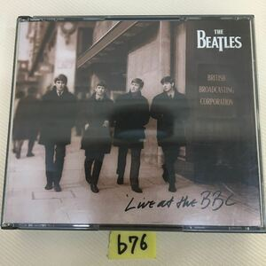 ○b76○The BEATLES LIVE AT THE BBC ザ.ビートルズ.ライブ!!アット.ザ.BBC CD