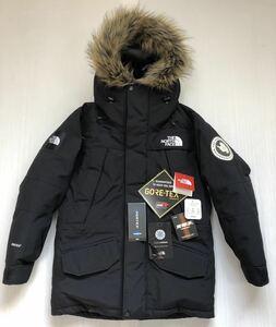 ( THE NORTH FACE ノースフェイス ) ND91707 GORE-TEX ゴアテックス Antarctica Parka アンタークティカパーカ ジャケット ブラック M