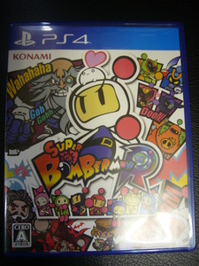 【PS4】 スーパーボンバーマンR ■中古