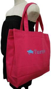 新品 Turtoise タータス キャンバストートバッグ VALU PK トートバッグ サブバッグ エコバッグ (3