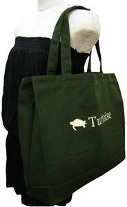 新品 Turtoise タータス キャンバストートバッグ VALU GR サブバッグ トートバッグ エコバッグ (3