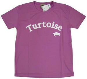 DM便 Turtoise タータス 水陸両用 Tシャツ アクティブTシャツ M.B-SD 半袖 女 LV Lサイズ (1