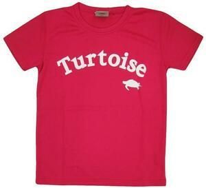 ゆうパケット便 Turtoise タータス 水陸両用Tシャツ アクティブT M.B-SD 半袖 女 PNK M (2 半袖Tシャツ