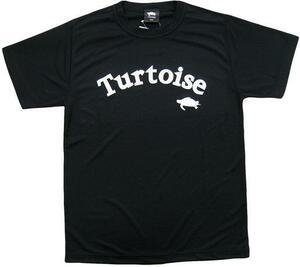 ゆうパケット便 Turtoise タータス 水陸両用Tシャツ アクティブT M.B-SD 半袖 女 BK L (1 半袖Tシャツ