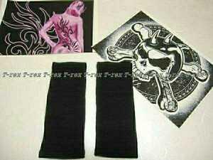 送料無料新品タトゥー刺青隠し肘用伸縮性サポーター二組セット(四枚組)色・サイズ選択可