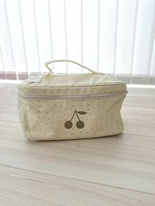 * hard-to-find * Bonpoint Bonpoint vanity case pouch diapers pouch mata mama also birth preparation tag equipped