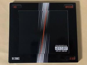 THE STROKES ザ・ストロークス FIRST IMPRESSIONS OF EARTH ファースト・インプレッションズ・オブ・アース CD 送料無料 限定盤 デジパック