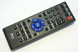 << free shipping >> beautiful Wizz (DV-PW1040) DVD player remote control RC-PW1040 * operation OK *