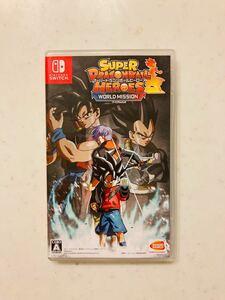 スーパードラゴンボールヒーローズ Nintendo Switch