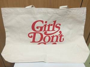 限定品 GIRLS DON'T CRY × Nike SB TOTE BAG ナイキ スケートボード ガールズドントクライ ガルドン トートバッグ verdy GDC