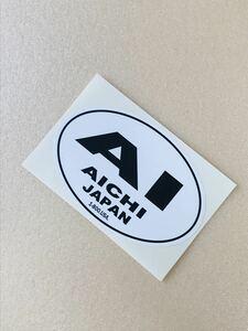 商品番号1750 ステッカー 都道府県 usdm jdm ハワイ アイランド ホットロッド アメ車 ハイエース エブリィ 軽トラ 愛知