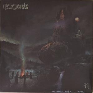 Necromandus - Necromandus 限定ブルー・カラー・アナログ・レコード