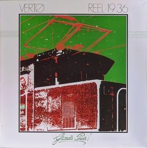 Verto - Reel 19 36 限定リマスター再発アナログ・レコード
