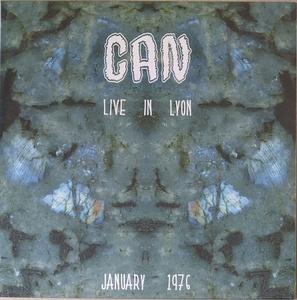 Can カン - Live In Lyon 限定二枚組アナログ・レコード