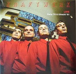 Kraftwerk - Live - Paris '76 & Utrecht '81 限定アナログ・レコード