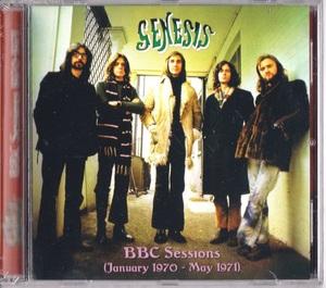 Genesis - BBC Sessions (January 1970 - May 1971) ボーナス・トラック3曲収録CD