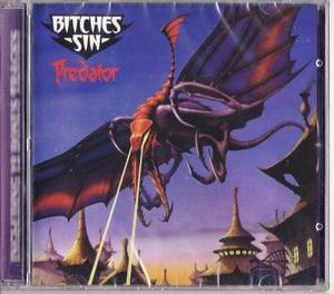 Bitches Sin - Predator ボーナス・トラック12曲収録再発CD