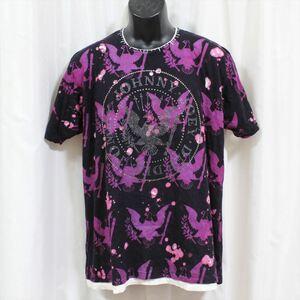 サディスティックアクション SADISTIC ACTION アイコニック メンズ半袖Tシャツ Mサイズ ICONIC COUTURE 新品 ラモーンズ Ramones