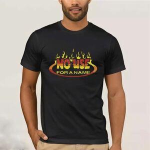 NO USE FOR A NAME Tシャツ バンドTシャツ バンT ノーユースフォーアネーム Tee NUFAN 半袖Tシャツ