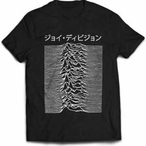 Joy Division カタカナ Tシャツ バンドTシャツ バンT ジョイディヴィジョン カタカナフォント