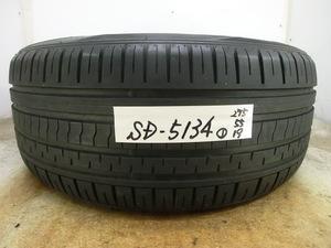 SD-5134 溝あり 中古タイヤ ZEETEX SU1000 275/55R19 111V (1本)