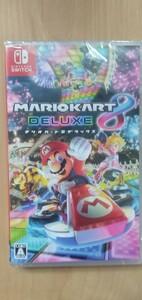 Nintendo switch スイッチ ソフトマリオカート 8 デラックス