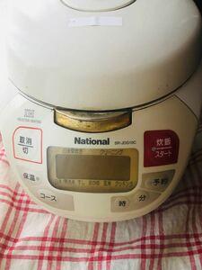 炊飯器 ナショナル