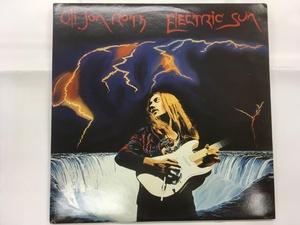 【F283】Uli Jon Roth Electric Sun / Earthquake Fire Wind - UK / Metal Masters / METAL LP-123D / LP(2Disk)
