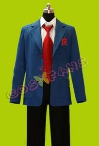 cos046涼宮ハルヒの憂鬱 県立北高校男子制服 コスプレ衣装