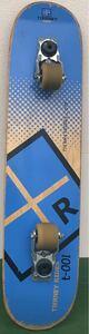 送料無料 TIERNEY RIDES ティアニーライズ Tボード t-001 スケボー 2輪 スノボ 長さ99cmx23cm