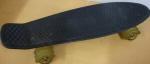 Penny ウィールはShark Wheel AUSTRALIA 22インチブラック ペニー スケートボード スケボー