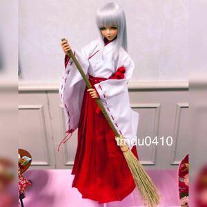 新品未開封 vmf50 angel philia ドール用 巫女さん 衣装4点セット dd sd オビツ50 アゾン50 parabox 東京ドール smart doll dddy