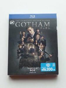 ゴッサム GOTHAM セカンド・シーズン コンプリート・ボックス(4枚組) [Blu-ray] 新品未開封品