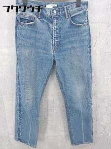 ◇ sly jeans スライジーンズ ジーンズ デニム パンツ 27 インディゴ * 1002800122097