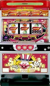 Real machine North Electronics I'm Juggler EX Coin Without