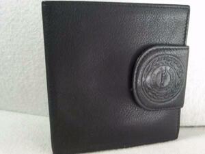 LONG CHAMP PARIS フランス製の二つ折りのお財布