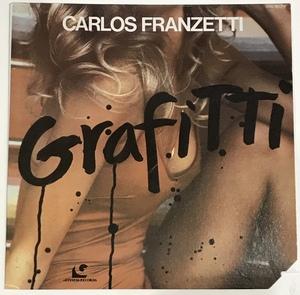 【新宿ALTA】CARLOS FRANZETTI / GRAFITTI US-ORIGINAL RARE GROOVE SOUL JAZZ FUNK CUT